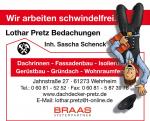 Lothar Pretz Bedachungen Inh. Sascha Schenk